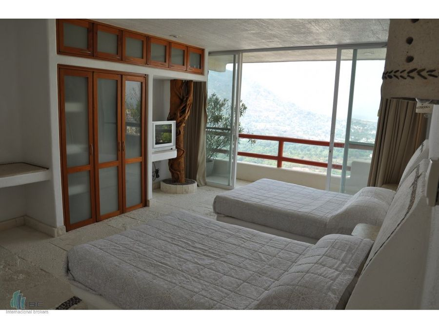acapulco amplia vista unica