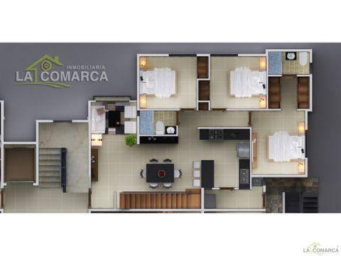 residencial mediterraneo penthouse