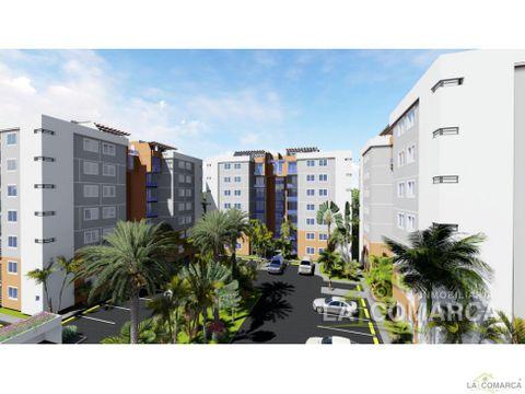 apartamento en venta res mediterraneo 1er nivel