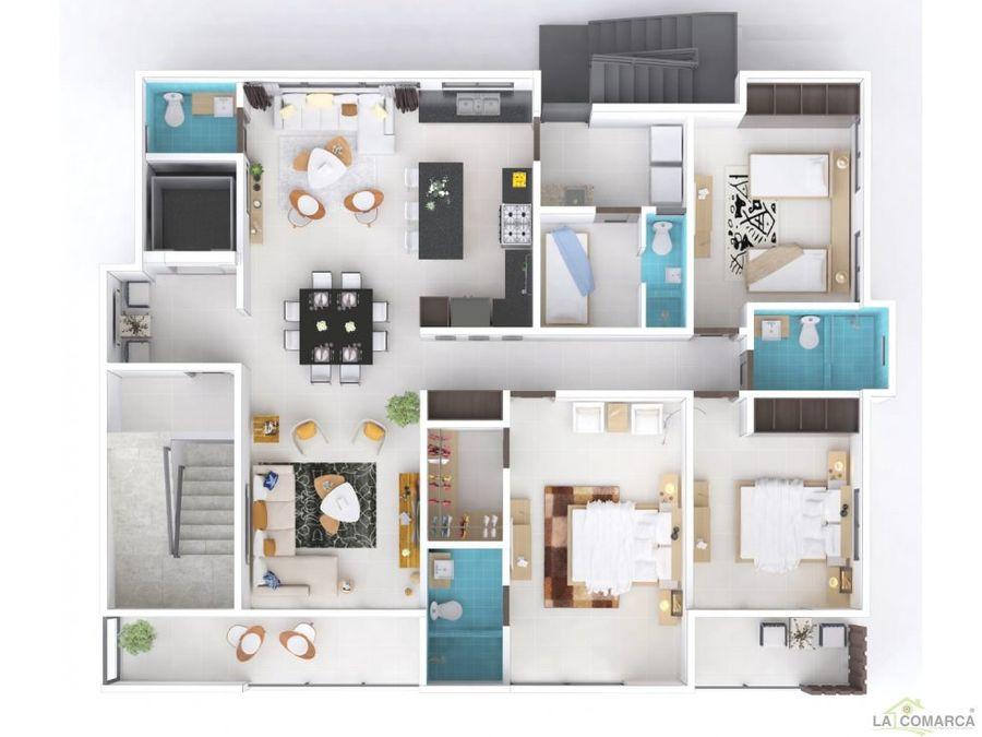 apartamento en torre marbella 3ra