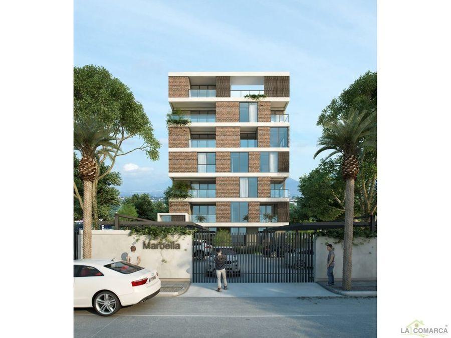 apartamento en torre marbella 5ta