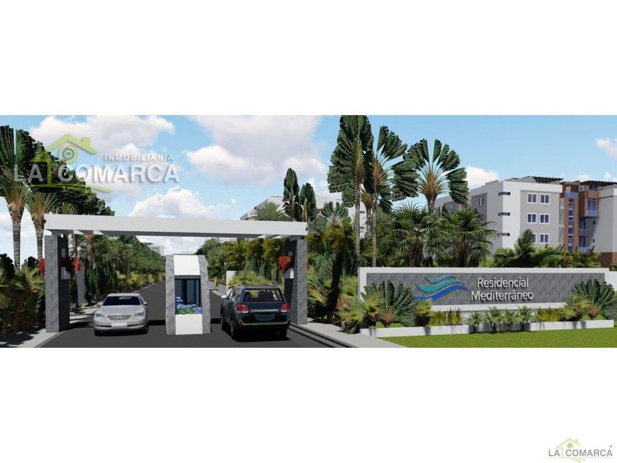 residencial mediterraneo