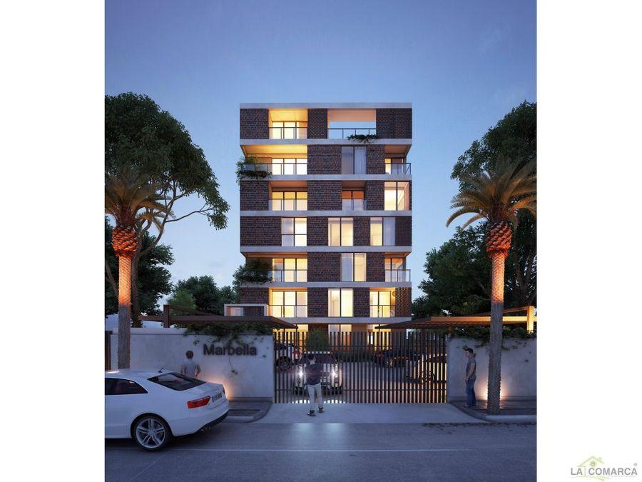 apartamento en torre marbella 4ta