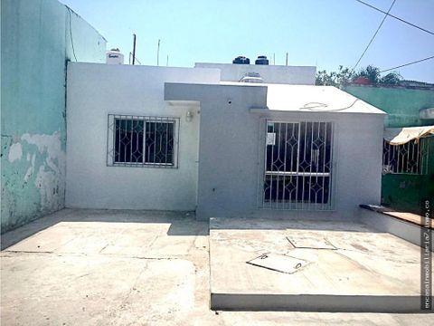 casa en venta en boca del rio colonia fernando gutierrez barrios
