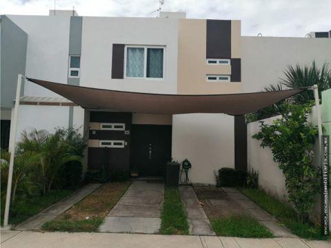casa en venta en vderacruz en el fraccionamiento dream lagoons