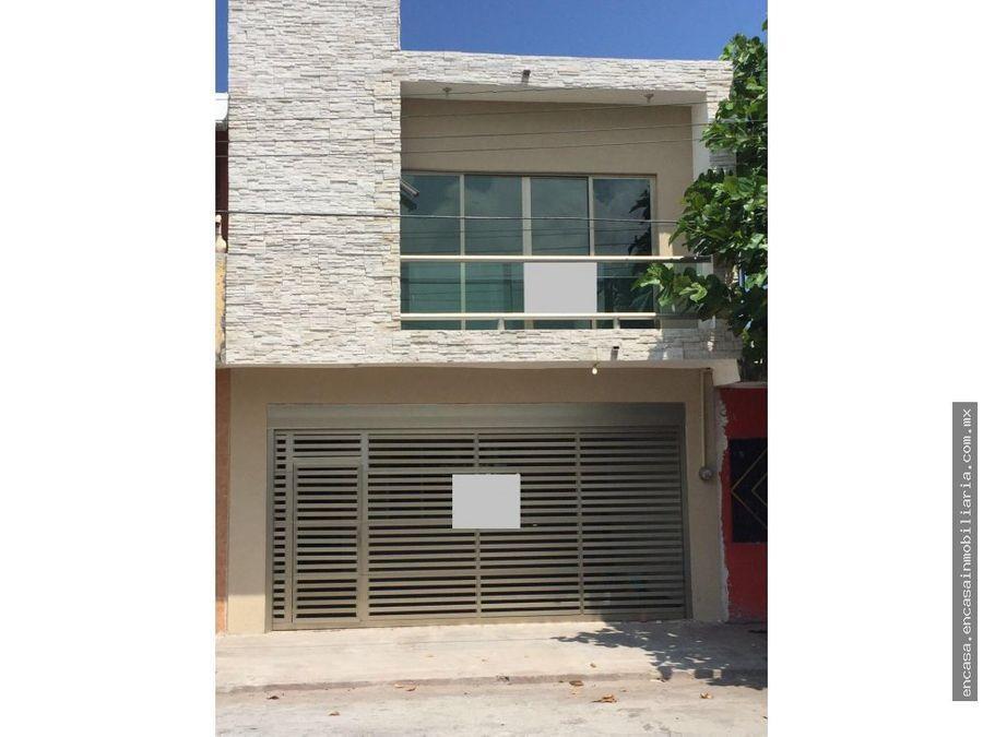 casa en venta en el centro de veracruz colonia mexico