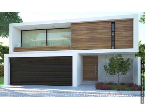 casa nueva residencial en venta en veracruz playas del conchal