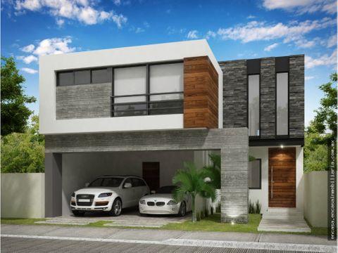 casa nueva en preventa residencial palmas green