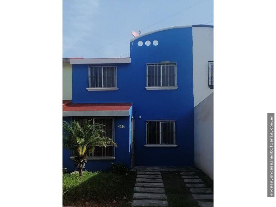casa en venta en veracruz fraccionamiento siglo xxi