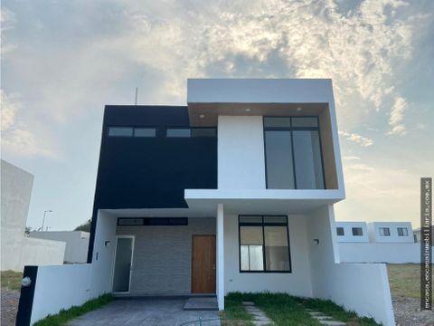casa nueva en venta en veracruz lomas de la rioja