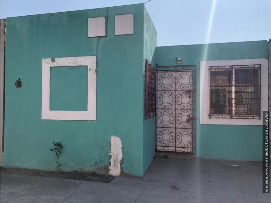 casa en venta en veracruz en el fraccionamiento el fenix