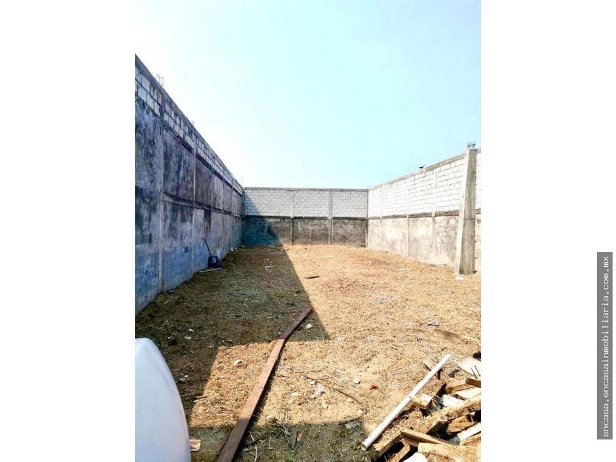 terreno en venta en veracruz ubicado en la colonia adalberto tejeda