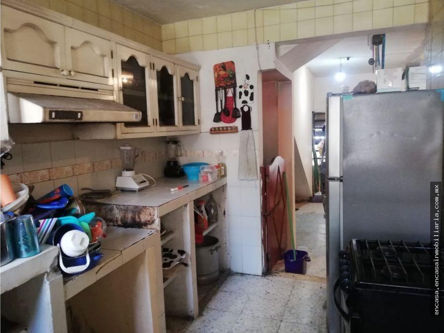 casa con local comercial venta veracruz colonia hidalgo