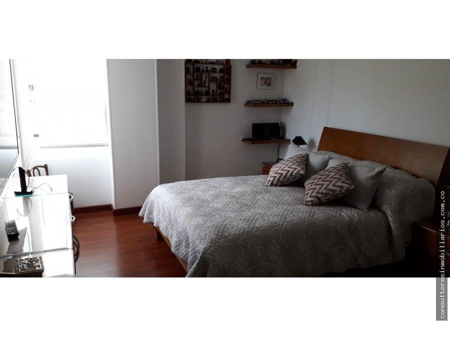 apartamento en bogota santa barbara