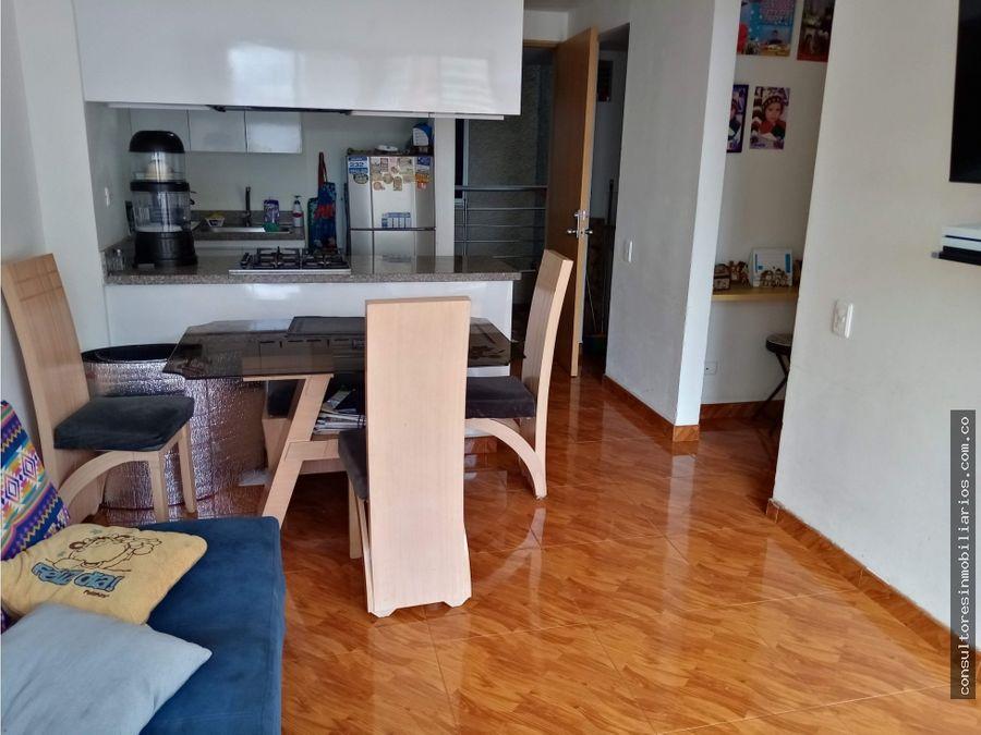 apartamento en venta porton de hayuelos bogota