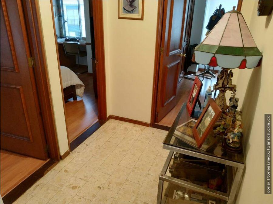 apartamento cedro bolivar venta