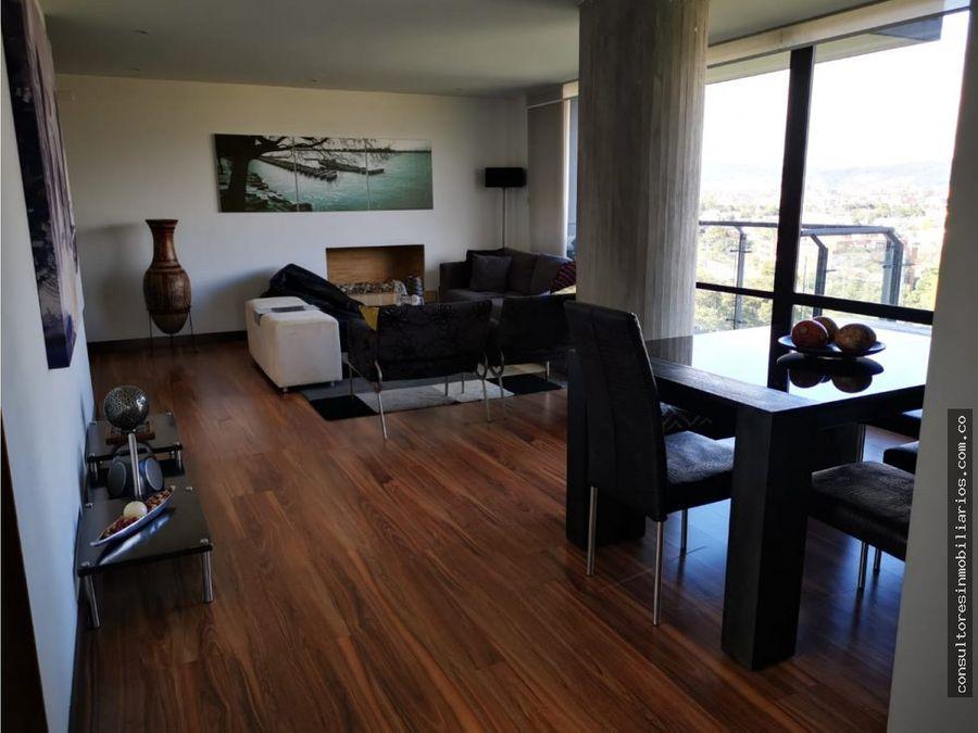 apartamento en venta reserva de los lagos bogota