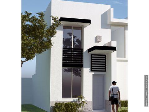 se vende casa en residencial la pera 2 modelo milan