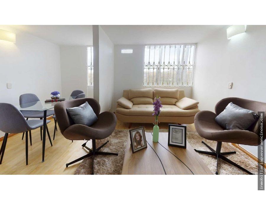 okapi ii apartamento en venta en san bernardino xix bosa