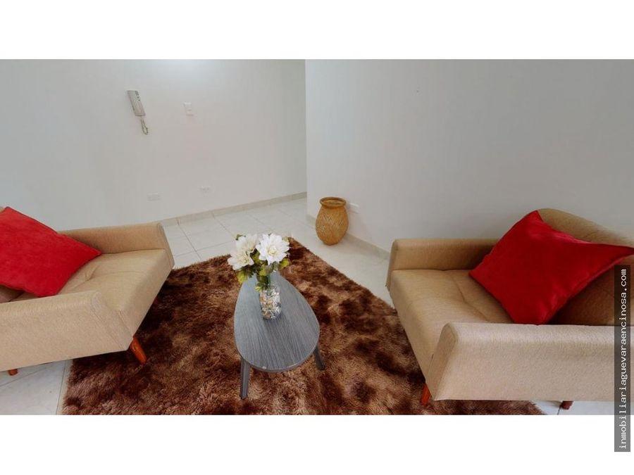 conjunto laguna etapa 3 y 4 apartamento en venta en nueva tibabuyes