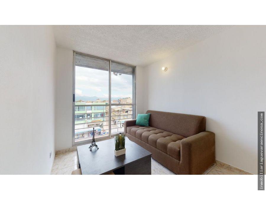 balcones de engativa apartamento en venta en la faena