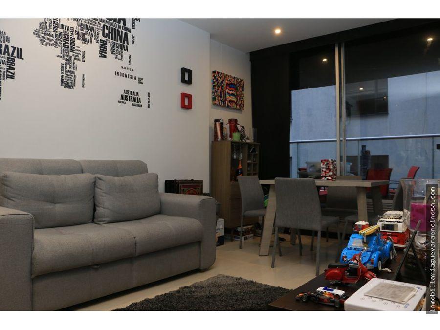 venta de apartamento en santa bibiana