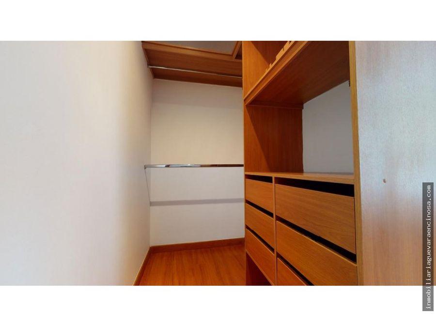 apartamento en venta en los cedros
