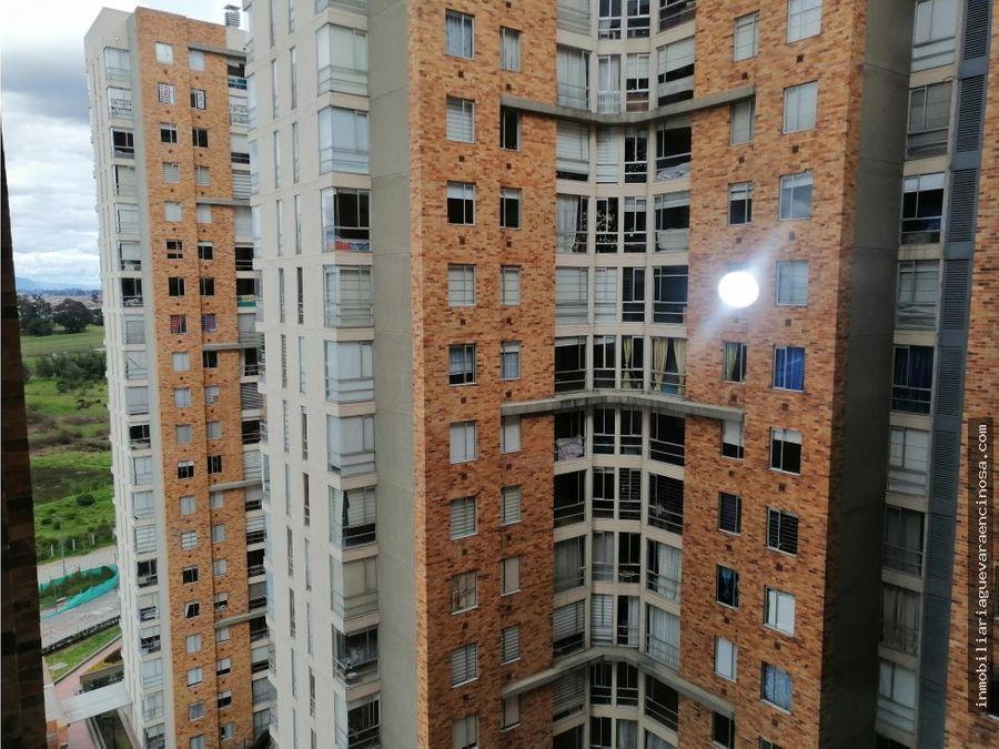 ciudadela parque central de occidente i se vende apartamento