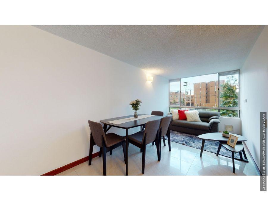 conjunto residencial paraiso se vende apartamento engativa