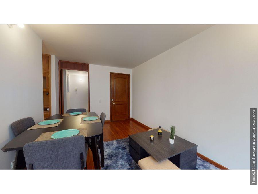 apartamento en venta en suba colina