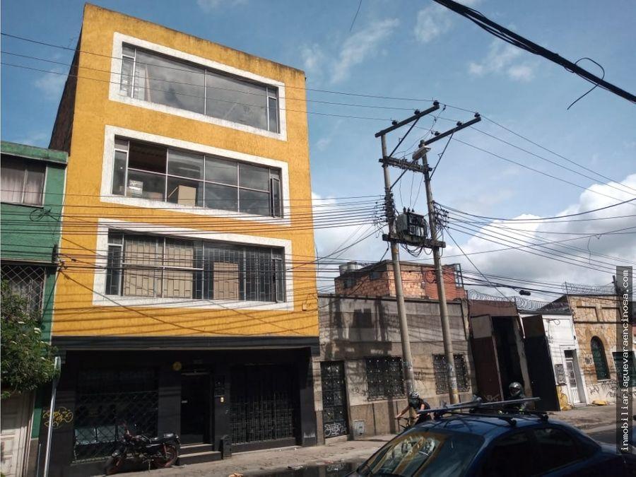 venta edificio en alcazares