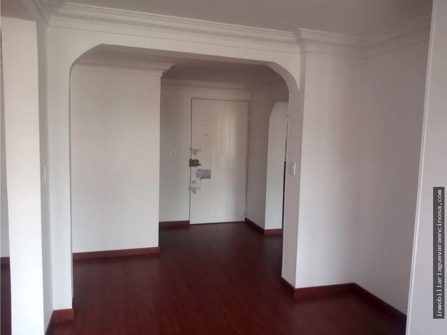 vendo apartamento los andes bogota