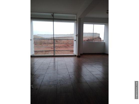 venta de departamento duplex en surco urb santa rosa area 150m2