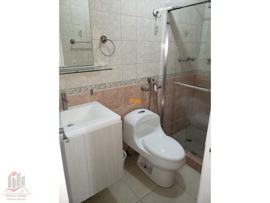 alquilo apartamento amoblado de 2 recamaras en el cangrejo 950 62