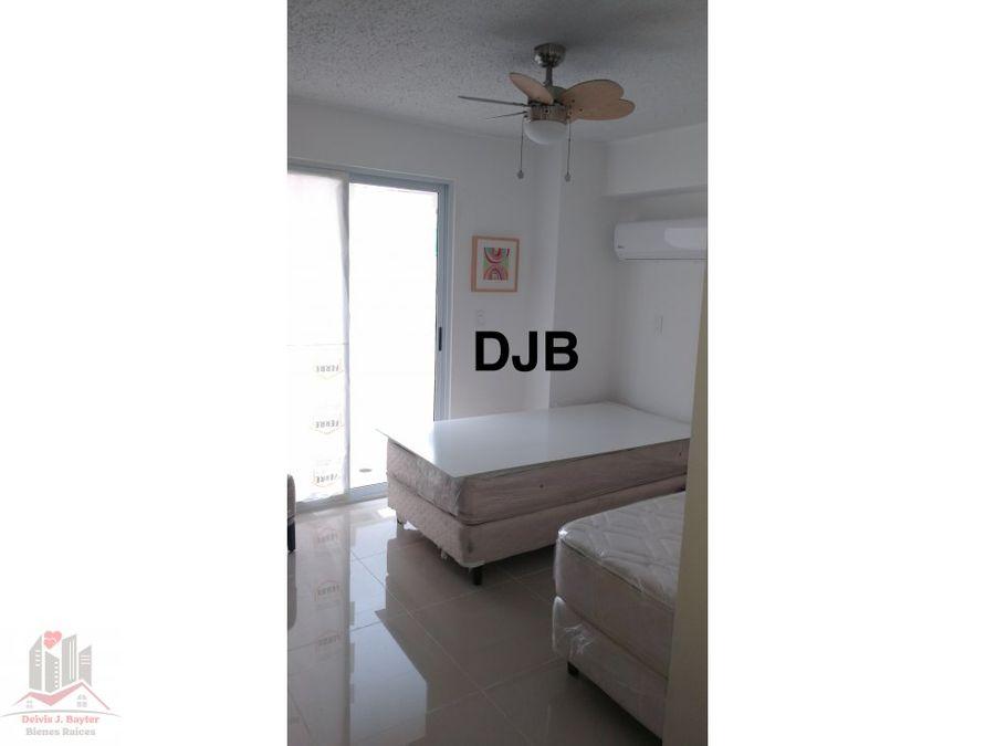 vendo apartamento amoblado 3 recamaras 130m2 130