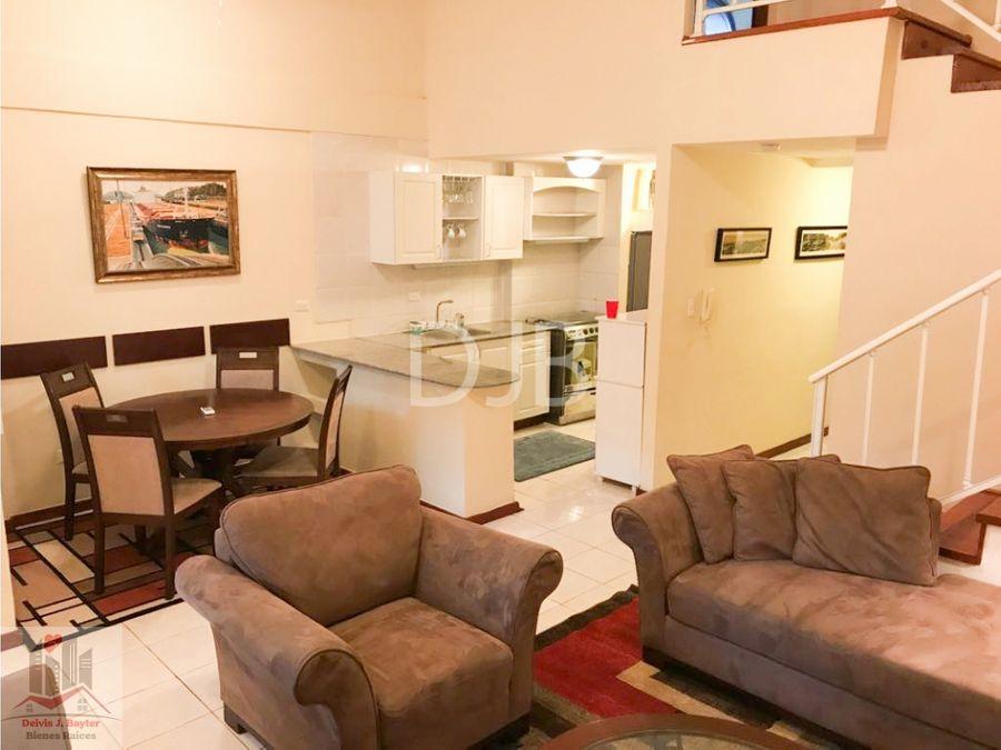 apartamento de 3 recamaras y dos banos en albrook 317