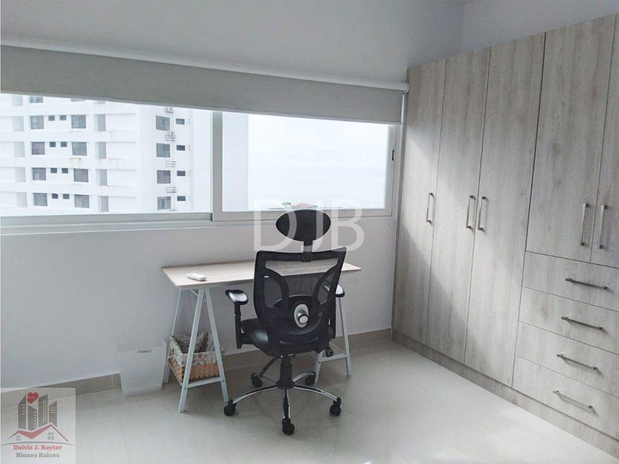 alquiler de apartamento amoblado 1500 367