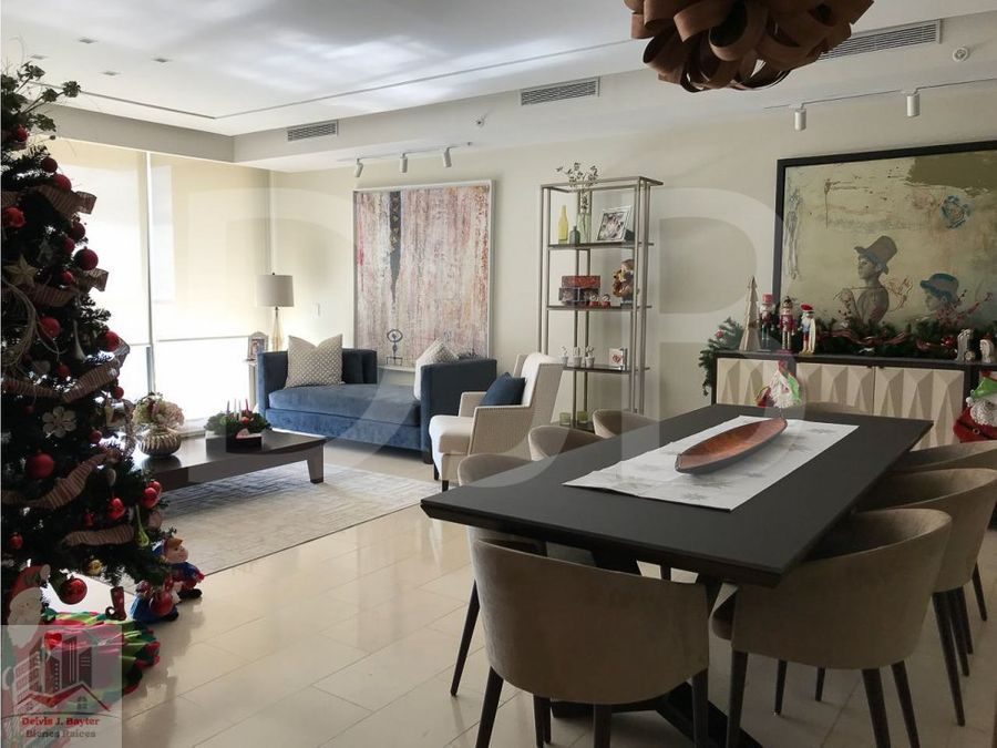 vendo lujoso apartamento 235 m2 en santa maria 217