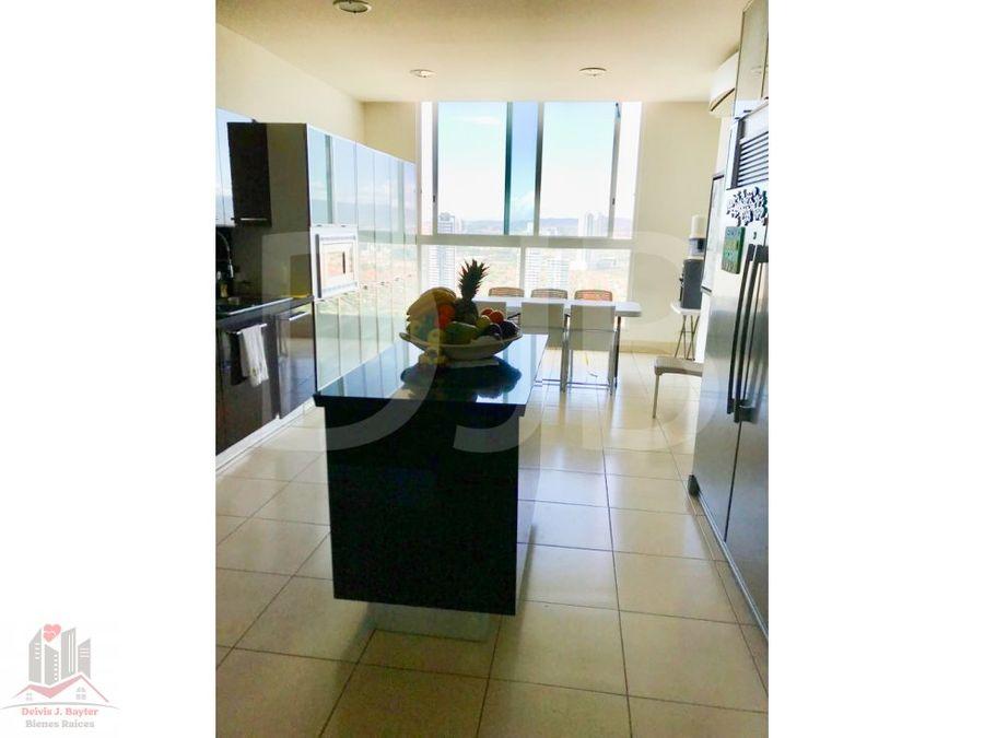 vendo apartamento vista al mar en costa del este 890000