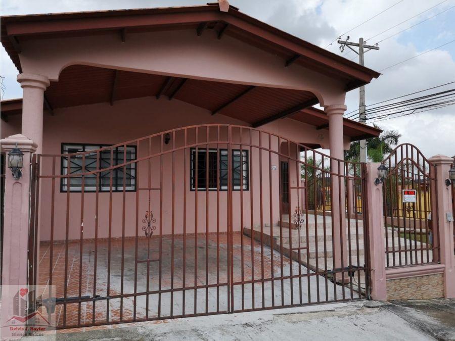 oportunidad casa en brisas del golf 356 m2 255000 negociables 250