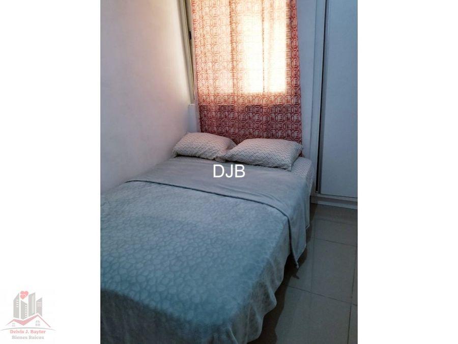 alquiler de apartamento amoblado 700 294