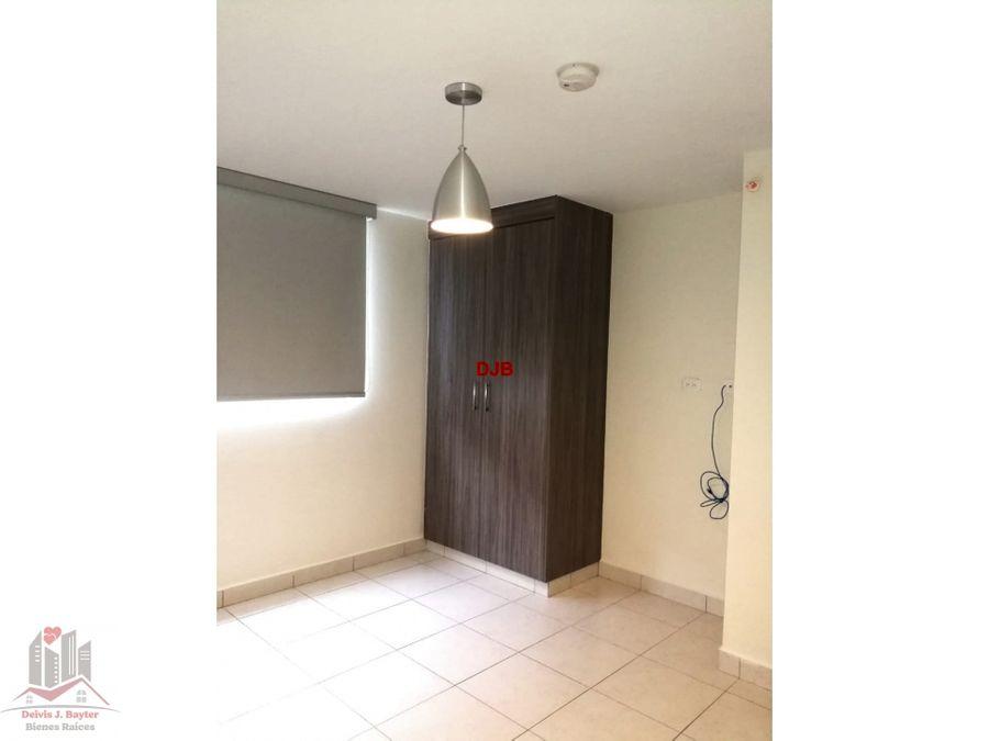 alquilo apartamento 3 recamaras en las acacias 800 brgp6