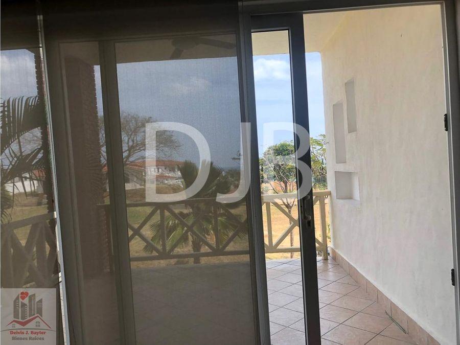 rebajado apartamento amoblado de playa 3 recamaras 157 m2 272