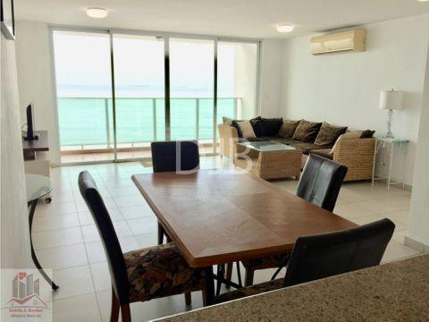 alquilo apartamento amoblado vista al mar 1200 8415