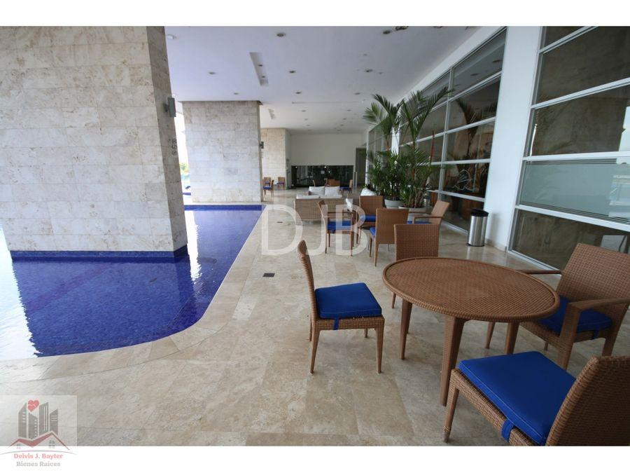 alquilo apartamento frente al mar en coco del mar 1150 325