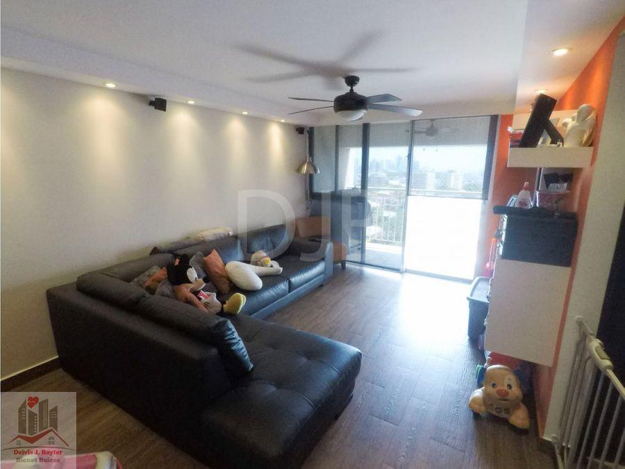 vendo hermoso apartamento en hato pintado 100 m2 3 rec 140