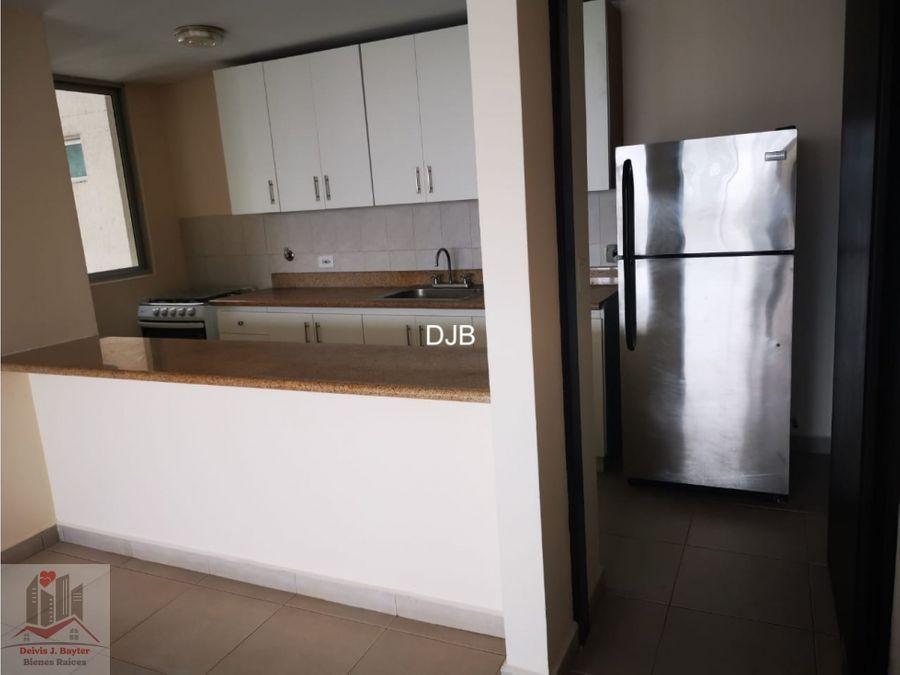 alquilo apartamento 3 recamaras en san francisco 1100 301
