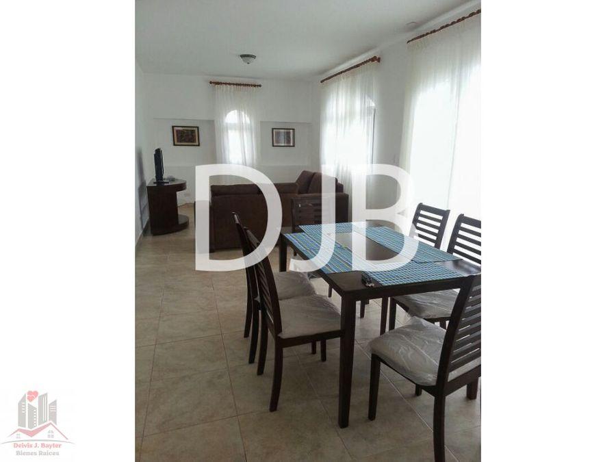 apartamento de 2 recamaras amoblado 139 m2 48