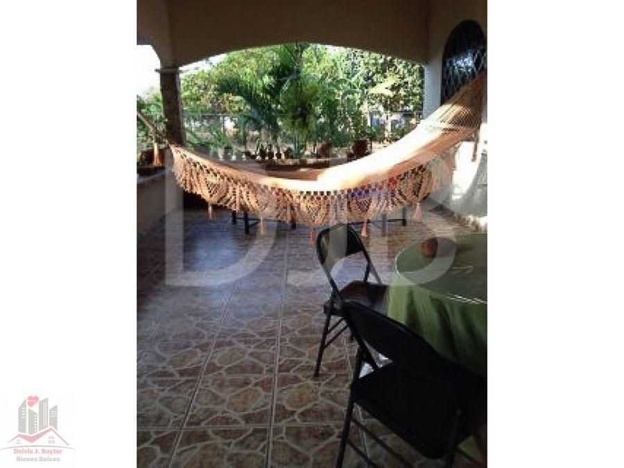 vendo hermosa casa en cocle de 3 recamaras 150000 308