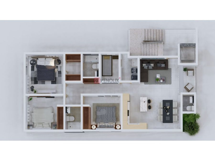 residencial quintas de chantini bloque c